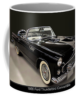1955 Ford Thunderbird Convertible Coffee Mug