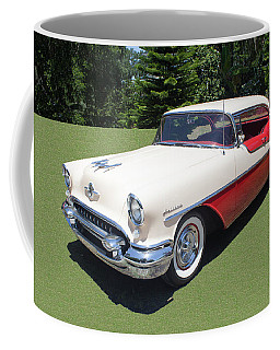 1955 Oldsmobile Super 88 Holiday Coffee Mug