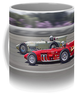 1956-57 Novi Replica Roadsters Coffee Mug