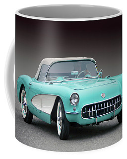 1956 Chev Corvette Coffee Mug