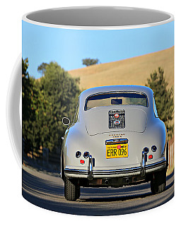 1956 Porsche 356a Rear Coffee Mug
