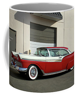 1957 Ford Fairlane Custom Coffee Mug