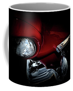 Coffee Mug featuring the photograph 1957 Ford Thunderbird, No.6 by Eric Christopher Jackson
