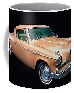 1957 Studebaker Golden Hawk Digital Oil Coffee Mug