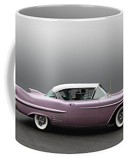 1958 Cadillac Coupe Coffee Mug by Bill Dutting