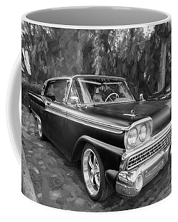 1959 Ford Galaxy C114 Coffee Mug by Rich Franco