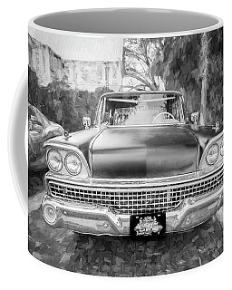 1959 Ford Galaxy C116 Coffee Mug by Rich Franco