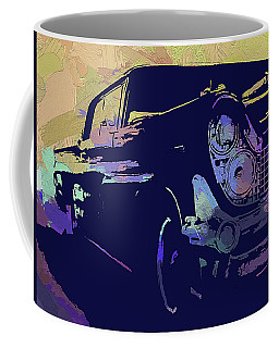 1959 Lincoln Continental Abs Coffee Mug
