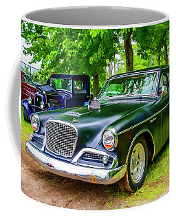1960 Studebaker Hawk Coffee Mug by Ken Morris