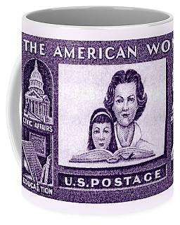 1960 The American Woman Coffee Mug