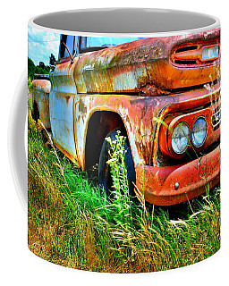 1961 Chevrolet Apache 10 5 Coffee Mug