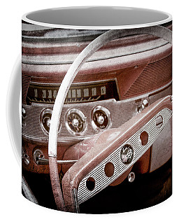 1961 Chevrolet Impala Ss Steering Wheel Emblem -1156ac Coffee Mug