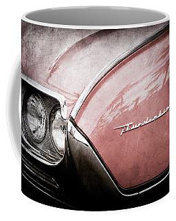1961 Ford Thunderbird Emblem -0177ac Coffee Mug