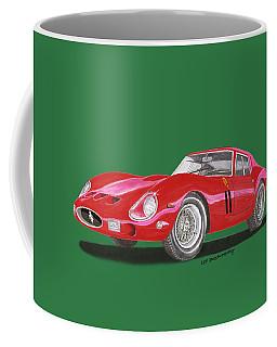 Ferrari G T O Especial Coffee Mug