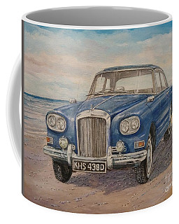 1963 Bentley Continental S3 Coupe Coffee Mug