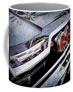 1963 Chevrolet Taillight Emblem -0183ac Coffee Mug