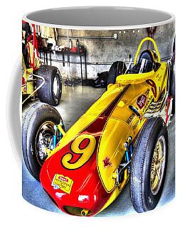 1963 Eddie Sachs Indy Car Coffee Mug