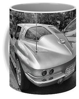 1963 Split Rear Window Coupe Coffee Mug