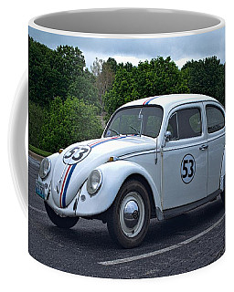 1963 Vw Herbie  Coffee Mug by Tim McCullough