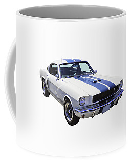 1965 Gt350 Mustang Muscle Car Coffee Mug