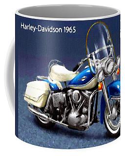 1965 Harley-davidson Electra-glide Coffee Mug