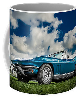 1966 Corvette Stingray  Coffee Mug