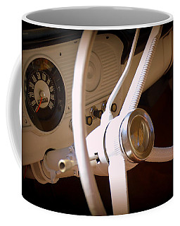 1966 Ford F100 Interior Coffee Mug