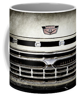1966 Ford Pickup Truck Grille Emblem -0154ac Coffee Mug