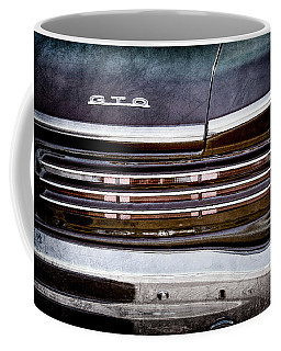 1966 Pontiac Gto Taillight Emblem -0138ac Coffee Mug