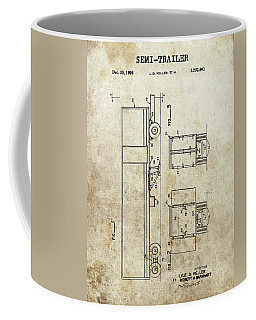 1966 Semi Trailer Coffee Mug
