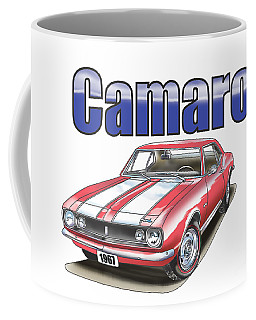 1967 Camaro Coffee Mug