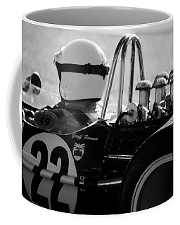 1968 Lotus 49b Coffee Mug