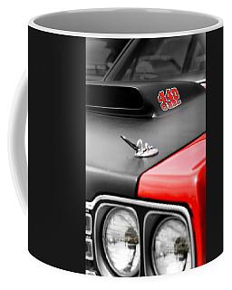 1969 Plymouth Road Runner 440 6bbl Coffee Mug