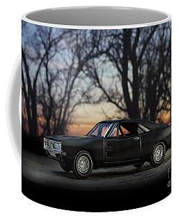 1969 Roadrunner Coffee Mug by Art Whitton