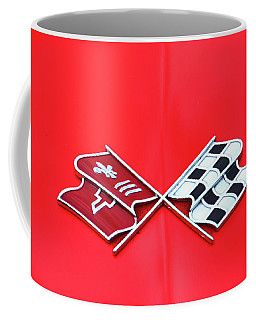 1969 Stingray Badge Coffee Mug