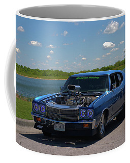 1970 Chevelle Pro Street Dragster Coffee Mug