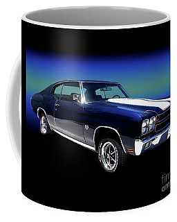 1970 Chevelle Ss Coffee Mug
