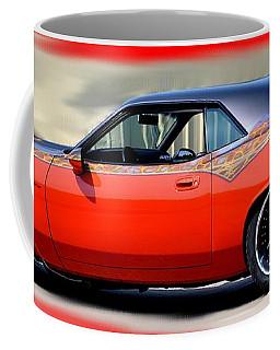 1970 Dodge Challenger Srt Coffee Mug