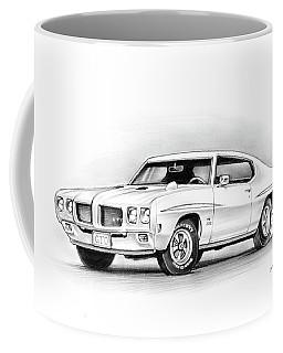 1970 Pontiac Gto Judge Coffee Mug