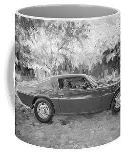 1971 Chevrolet Camaro Bw C127 Coffee Mug by Rich Franco