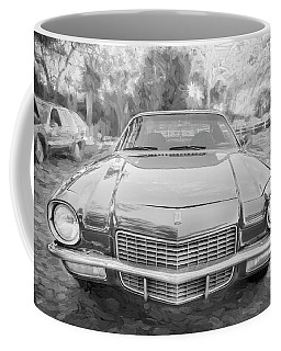 1971 Chevrolet Camaro Bw C128 Coffee Mug by Rich Franco