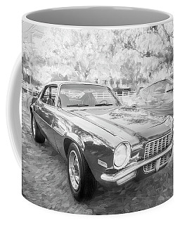 1971 Chevrolet Camaro Bw C129 Coffee Mug by Rich Franco