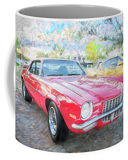 1971 Chevrolet Camaro C126 Coffee Mug by Rich Franco
