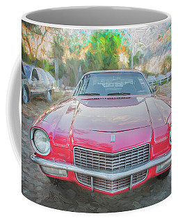1971 Chevrolet Camaro C130 Coffee Mug by Rich Franco