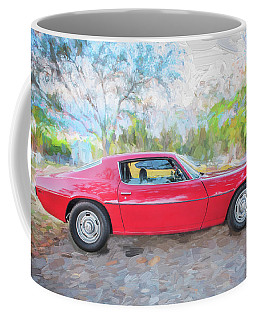 1971 Chevy Camaro C126  Coffee Mug by Rich Franco