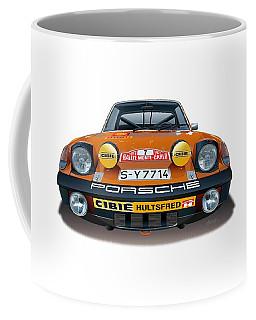 1971 Porsche 914-6 Coffee Mug