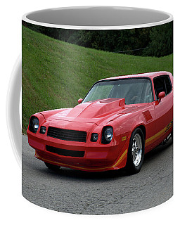 1974 Camaro Z28 Coffee Mug by Tim McCullough