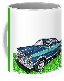 1979 Chevrolet El Camino Coffee Mug