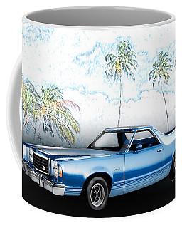 1979 Ranchero Gt 7th Generation 1977-1979 Coffee Mug