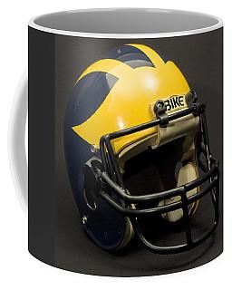 1980s Wolverine Helmet Coffee Mug